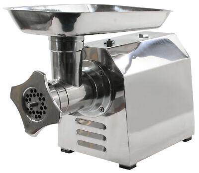 0.5HP 1000WPremium Steel Meat Grinder Commercial Sausage Stuffer Chopper Machine