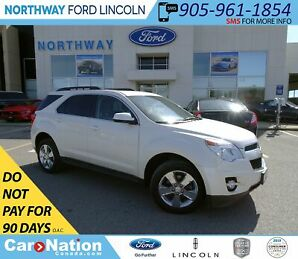2014 Chevrolet Equinox 2LT | AWD | LEATHER| SUNROOF | PWR LIFTGATE |