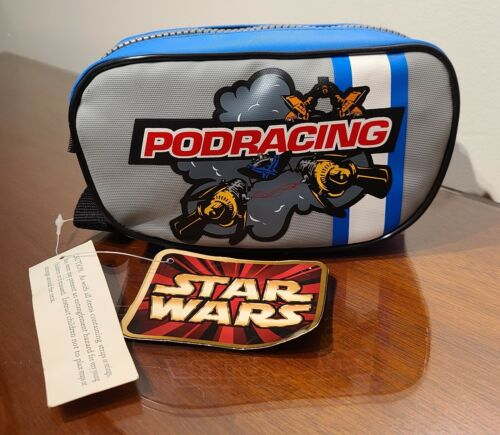 1999 Star Wars Episode 1 - PodRacing Fanny Pack - EXTREMELY RARE - Pyramid Promo
