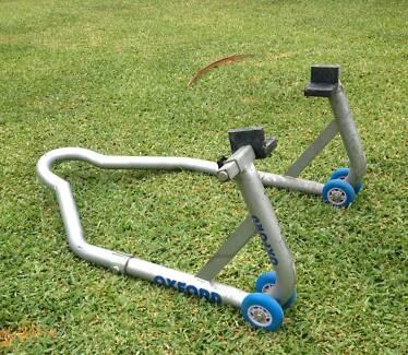 Bike Oxford Premium Paddock Stand Rear Mackay Mackay City Preview