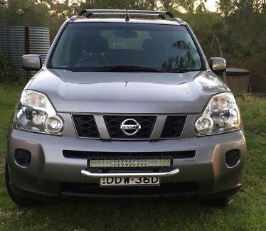 2008 Nissan xtrail Calga Gosford Area Preview