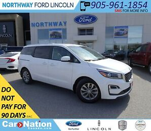 2019 Kia Sedona LX | HTD SEATS | 8 PASSENGER | REAR CAMERA |