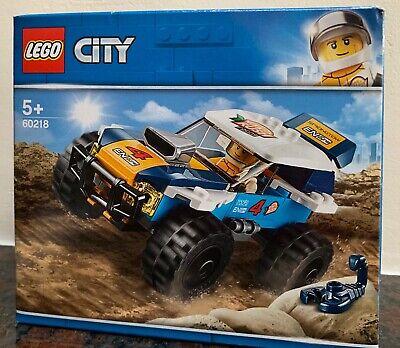 Lego City Desert Rally Racer 60218 Brand New Sealed