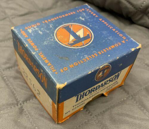 Thordarson NOS Vintage Radio Vacuum Tube Universal Output Transformer 22S62