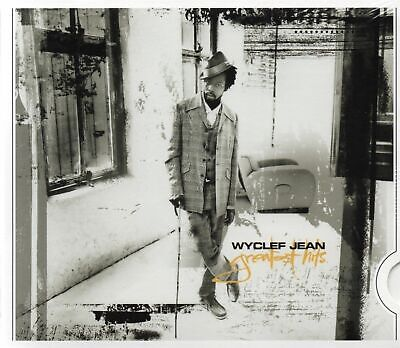 Wyclef Jean - Greatest Hits / Best Of NEW CD R.Kelly,The Fugees,Mary J. Blige