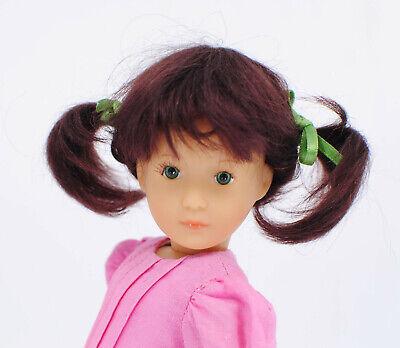 "Boneka Makeover Kidz 'N' Cats Mini Gretchen Dark Brown 21cm/8 """
