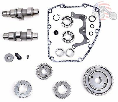 Andrews 37G S&S Gear Drive Driven Cam Cams Installation Kit Harley 88 95