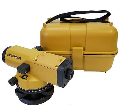 Topcon At-b3a 28x Automatic Level