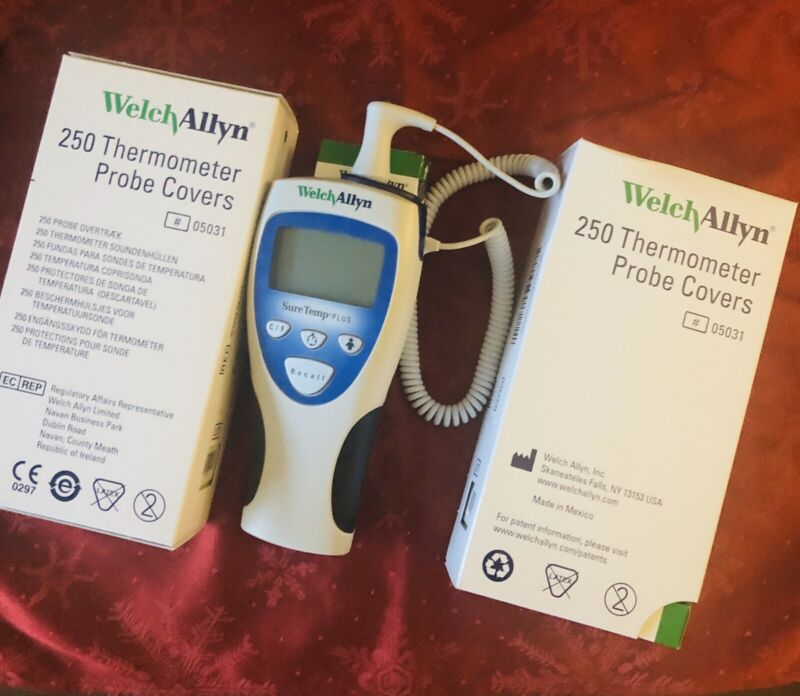 Welch Allyn Sure Temp Plus 690/692 Thermometers