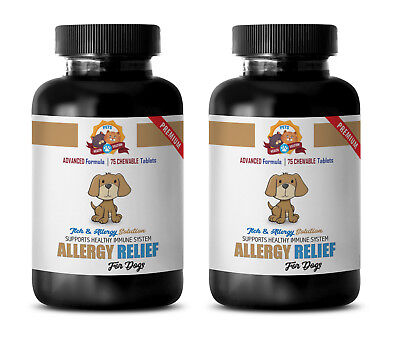 anti itch for dogs supplements - PREMIUM DOG ALLERGY RELIEF 2B- burdock for dogs