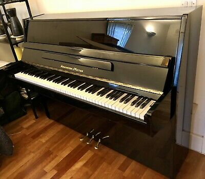 Monington & Weston Modern Upright Piano c2003