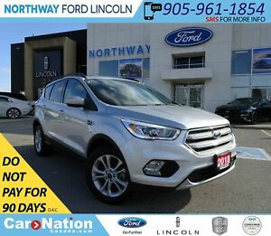 2018 Ford Escape SEL | NAV | HTD PWR LEATHER | PANO ROOF |