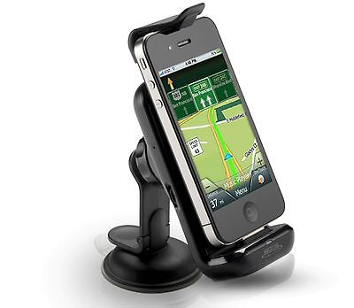 Magellan iPhone 4 4s 3G 3GS Premium Car Kit GPS Window Mount AP0300SGXXX iPod 2G