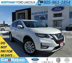 2018 Nissan Rogue SV | AWD | PWR HTD SEATS | PANO ROOF |