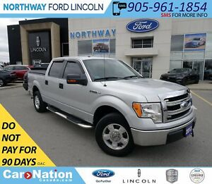 2013 Ford F-150 XLT | KEYLESS ENTRY | PWR SEATS | LIMITED SLIP |