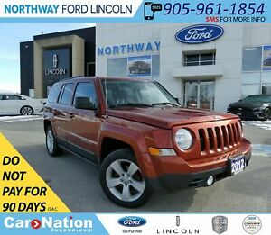2012 Jeep Patriot Sport | KEYLESS ENTRY | HTD SEATS | REMOTE STA