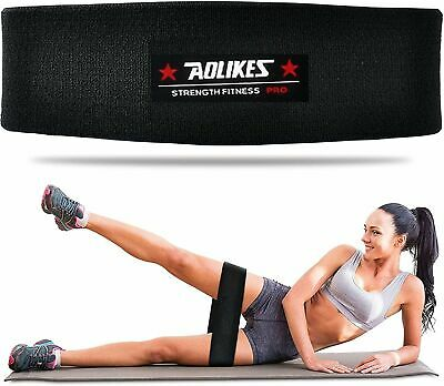 Hip Circle Resistance Band Fitness Loop Elastic Booty Legs Exercise Bands Glute Fitness Equipment & Gear