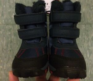 Toddler Thinsulate Winter Boots Sz 5