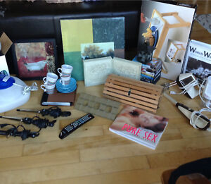 Household Items....Some New..All In Good Condition!!