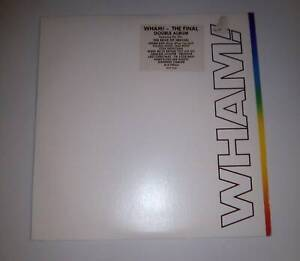 WHAM THE FINAL - DOUBLE ALBUM LP