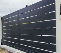 Zaun aus Aluminium Aluzaun Tore aus Aluminium günstige Alutore Berlin - Reinickendorf Vorschau