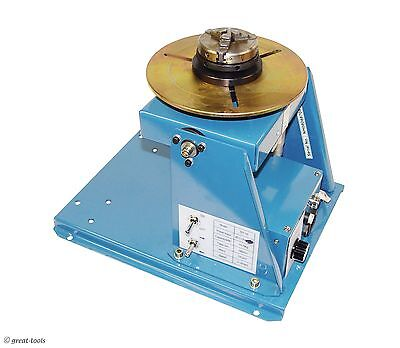 Welding Positioner Turntable - Welders Rotating Table - Welder Tool Tools