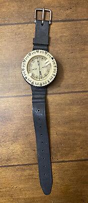 Vintage Compass Underwater Oceanic Scuba Diving Under Water Watch