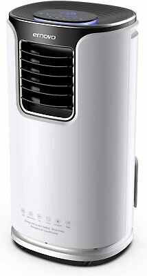 Ernovo 14000BTU/4100W 5-in-1 Portable Air Conditioner with Remote Control