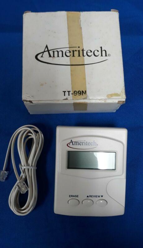 Vintage Ameritech (TT-99N) Caller ID / Call Identifier Display Unit