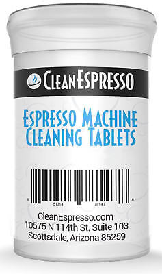 10 Pack of Miele Espresso Machine Cleaning Tablet Generics