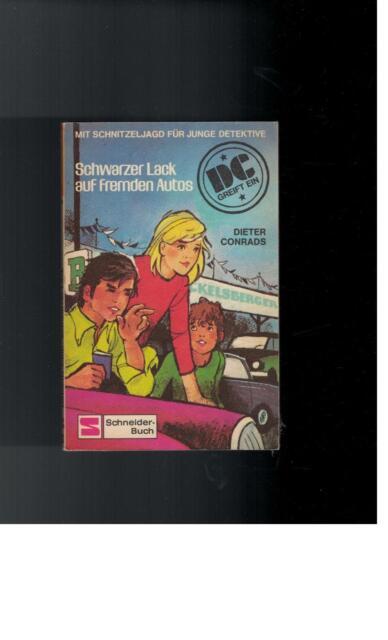 Dieter Conrads - Schwarzer Lack auf Fremden Autos - 1976