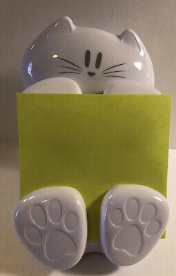 Kitty Cat Kitten Post-it Note Dispenser Pop-up Note Teacher Secretary Vet Office