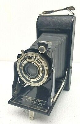 Used, ANSCO AGFA PD16 READYSET  Folding Camera Ex Condition  for sale  Shipping to India