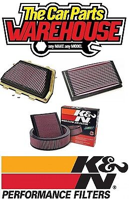 K  N Air Filter NEW 33 2827 DAEWOO MATIZ ALL ENGINES