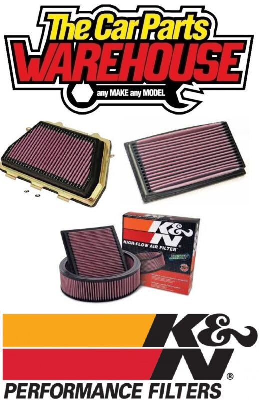 K & N Air Filter NEW 33-2381	LEXUS LS460 4.6L-V8 2007-2013