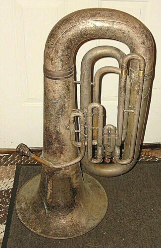 1916 C.G. Conn USQMC Eb Tuba SN 152512