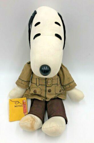 Vintage Snoopy Stuffed Doll