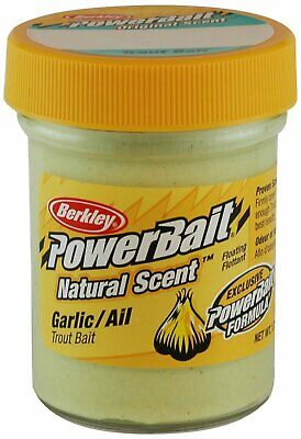 Garlic Scent Fishing Powerbait for Catching Rainbow Trout Lakes Best Fish