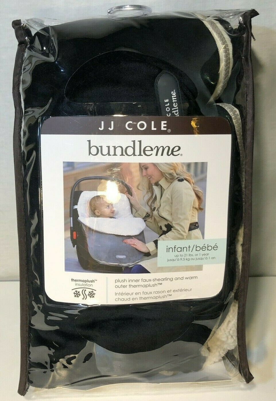 JJ Cole Original Bundle Me - Black