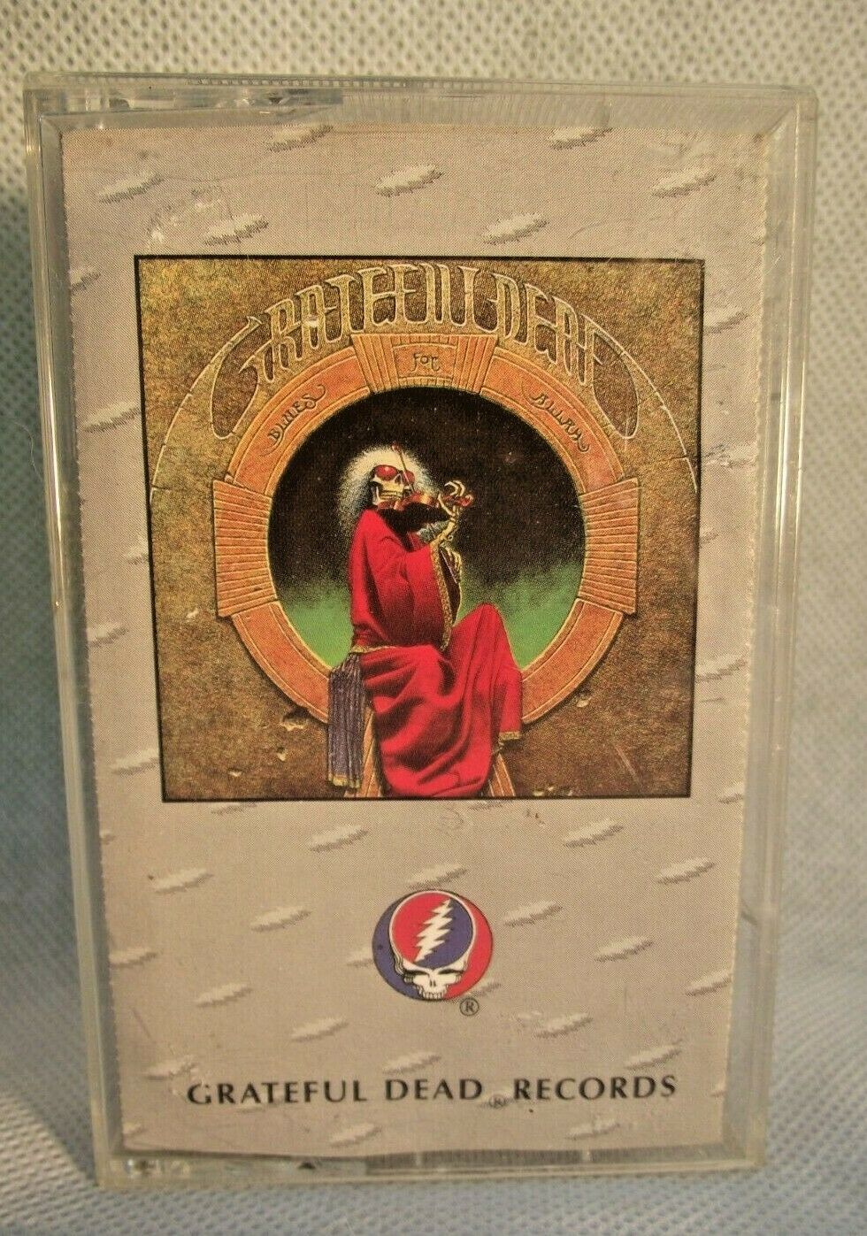 The Grateful Dead Cassette Blues For Allah SAME DAY SHIPPING - $12.49