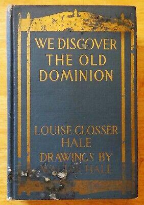 WE DISCOVER THE OLD DOMINION Staunton Nottoway Prince Edward Hotel Farmville VA