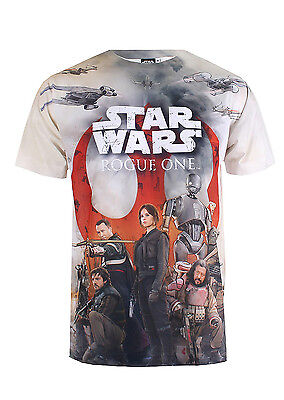 STAR WARS  T-Shirt - Rogue One - Rebels  - XL - NEU