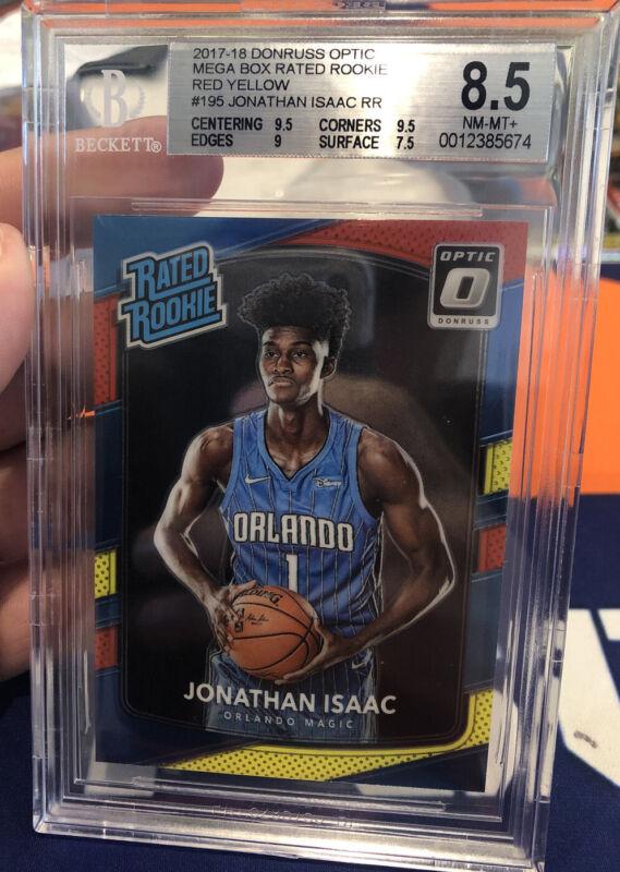2019-20 Panini Hoops #141 Jonathan Isaac NM-MT Orlando Magic Basketball