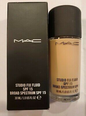 MAC Studio Fix Fluid Foundation SPF15 - N5   for sale  Shipping to India