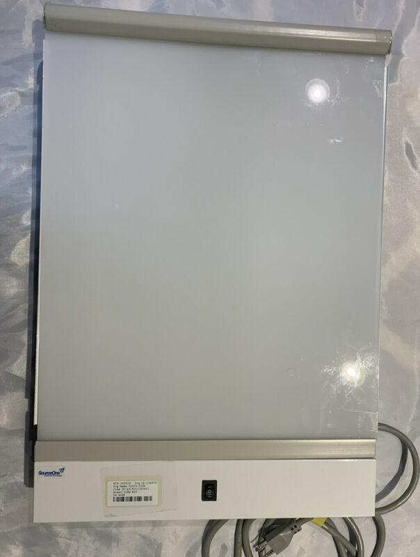 """X-RAY Viewer Illuminating Light Box Medical Dental by Source One 18""""x 14"""""""