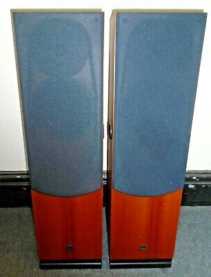 Pair Of ROYD Minstrel Special Edition 100W 87dB Floorstanding Speakers - CS A33