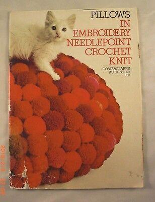 Шаблоны Pillows In Embroidrery, Needlepoint, Crochet,