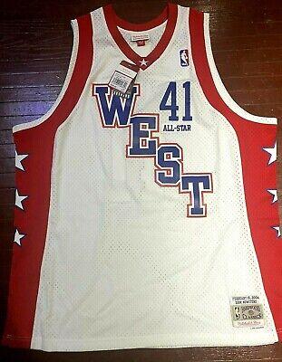 Dirk Nowitzki 2004 NBA All Star East Mitchell & Ness Swingman White Jersey Men's