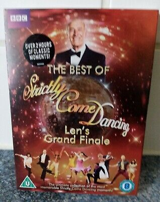 Best of Strictly Come Dancing - Len's Grand Finale - DVD - Brand NEW & (Best Of Strictly Come Dancing)