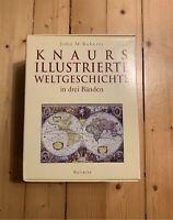 Knaurs illustrierte Weltgeschichte (Lexikon, Bildband) 23x30 cm Düsseldorf - Bezirk 1 Vorschau